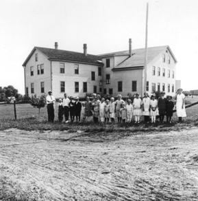 Orphanage in Indiana