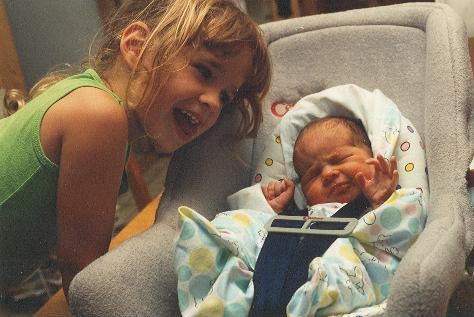 katie and baby nora